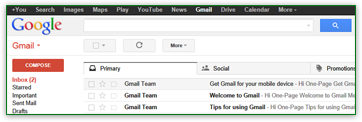 Create your own Gmail email account!